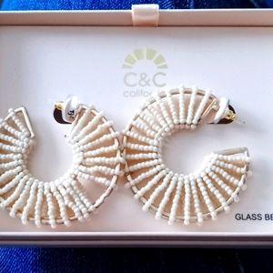 C&C California Beaded Earrings